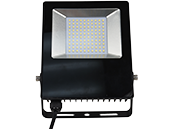 NaturaLED 48 Watt, 200-250 Watt Equivalent, 5000K LED Flood Light Fixture