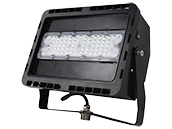 NaturaLED Dimmable 50 Watt, 250-400 Watt Equivalent, 4000K LED Flood Light Fixture