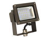 Maxlite 150 Watt Quartz Halogen Equivalent, 15 Watt 5000K LED Flood Light Fixture