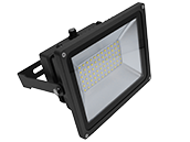 Maxlite 500 Watt Quartz Halogen Equivalent, 50 Watt 4000K LED Flood Light Fixture with Photocell