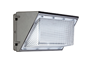 135 Watt, 400 Watt Equivalent 5000K Forward Throw LED Wallpack Fixture