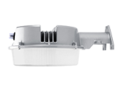 40 Watt, 175 Watt Equivalent 5000K, Dusk to Dawn Barn Light LED Fixture with Photocell