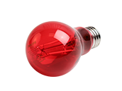 Philips Non-Dimmable 4 Watt Red A19 Filament LED Party Bulb