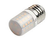 Emery Allen Dimmable 5W 120V 3000K T3 LED Bulb, E26 Base, Enclosed Fixture Rated, JA8 Compliant