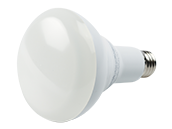 Bulbrite Dimmable 13W 3000K BR30 LED Bulb, Enclosed Rated