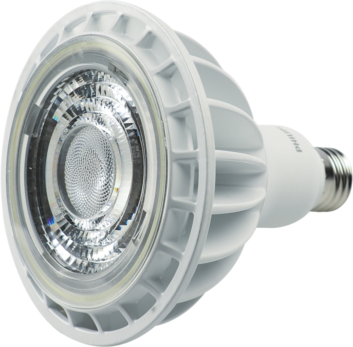 Philips Non-Dimmable 36W High Output 25 Degree 3000K PAR38 LED Bulb