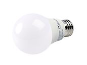Maxlite Non-Dimmable 9W 3000K A19 Rough Surface LED Bulb, Enclosed Fixture Rated