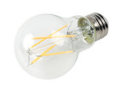 Bulbrite Dimmable 5W 2700K A19 Filament LED Bulb, Enclosed and Wet Rated