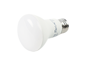 Maxlite Dimmable 6 Watt 2700K R20 LED Bulb, Enclosed Fixture Rated