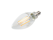 Bulbrite Dimmable 4.5W 3000K Decorative Filament LED Bulb