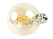 Philips Dimmable 4.5W 2000K Vintage G25 Filament LED Bulb