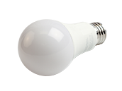 Maxlite Dimmable 12 Watt 2700K A19 LED Bulb, 92 CRI, JA8 Compliant, Enclosed Fixture Rated