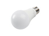 Green Creative Non-Dimmable 9 Watt, 120-277 Volt 90 CRI 4000K A-19 LED Bulb, Title 20 Compliant, Enclosed Fixture Rated
