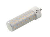 EmeryAllen Dimmable 9.5W 120V 3000K T4 LED Bulb, GU24 Base, Enclosed Fixture Rated