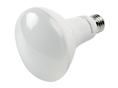 90+ Lighting Dimmable 11 Watt 2700K 92 CRI BR30 LED Bulb, JA8 Compliant & Enclosed Rated