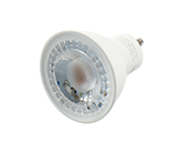 90+ Lighting Dimmable 7W 2700K 40 Degree 92 CRI MR16 LED Bulb, GU10 Base, JA8 Compliant, Enclosed Rated