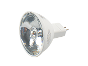 90+ Lighting Dimmable 7W 2700K 10 Degree 92 CRI MR16 LED Bulb, GU5.3 Base, JA8 Compliant, Enclosed Rated
