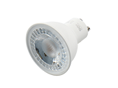 90+ Lighting Dimmable 7W 3000K 40 Degree 93 CRI MR16 LED Bulb, GU10 Base, JA8 Compliant, Enclosed Rated