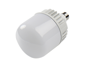 TCP Non-Dimmable 25W 5000K T-140 High Bay LED Bulb, Ballast Bypass, Enclosed and Wet Rated