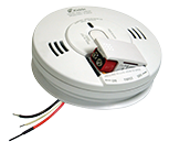 Kidde FireX AC Wire-in Combination Carbon Monoxide & Photoelectric Smoke Alarm