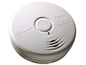 Kidde Photoelectric Living Area Smoke Alarm With 10-Year Sealed Lithium Battery