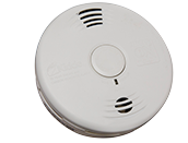 Kidde Combination Smoke and CO Alarm with Sealed-In 10 Year Battery and Voice Warning