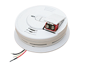 Kidde i12060 Hardwired Interconnectable Smoke Alarm With Battery Backup