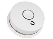 Kidde Wire-Free Interconnected Combination Smoke and CO Alarm With 10-Year Sealed Battery