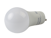Maxlite Dimmable 11W 3000K A19 LED Bulb, GU24 Base, Enclosed Fixture Rated