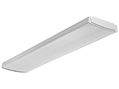 Lithonia LBL4 Dimmable LED 32W, 120-277V 48'' 4000K Flush Mount Curved Wrap, 4200 Lumens