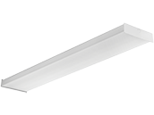 Lithonia SBL4 Dimmable LED 32W, 120-277V 48'' 4000K Flush Mount Square Wrap, 4500 Lumens