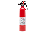 Kidde Multipurpose Recreational Fire Extinguisher, Disposable