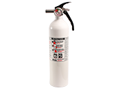 Kidde White Disposable Kitchen Fire Extinguisher
