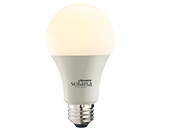 Bulbrite WiFi White Color Adjusted A19 LED Bulb, No Hub Needed, Title 24 Compliant