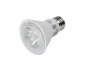 Maxlite 6.5W Dimmable 2700K 40° 90 CRI PAR20 LED Bulb, JA8 Compliant, Outdoor Fixture Rated