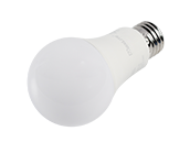 MaxLite Dimmable 15W 3000K A19 LED Bulb, Enclosed Rated