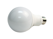 Philips Dimmable 16W Warm Glow 2700K-2200K 90 CRI A21 LED Bulb, Enclosed Fixture Rated, Title 20 Compliant