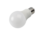 Philips Dimmable 8.8W 90 CRI 5000K A19 LED Bulb, Enclosed Fixture Rated, Title 20 Compliant