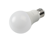 Philips Dimmable 8.8W 90 CRI 4000K A19 LED Bulb, Enclosed Fixture Rated, Title 20 Compliant