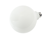 Bulbrite Dimmable 8.5W 2700K 90 CRI Filament G40 LED Bulb, Enclosed Fixture and Outdoor Rated