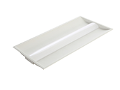 Archipelago Lighting Dimmable, Adjustable CCT & Wattage, 2x4 ft. LED Recessed Troffer