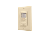 Sensor Switch brand WSX Programmable Occupancy and Vacancy On/Off Wall Switch, Ivory