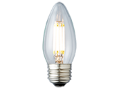 Archipelago Lighting Dimmable 4.5W 2700K Decorative Filament LED Bulb, Enclosed Fixture and Outdoor Rated