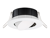 Lithonia WF3 ADJ Wafer, 7.6W, 120V 4000K Dimmable LED 3