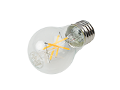 Satco Dimmable 5W 3000K A15 Filament LED Bulb
