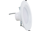 NaturaLED Non-Dimmable Adjustable Wattage 12/19/27 Watt 90 CRI 4000K, 8