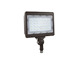 NaturaLED 250 Watt HID Equivalent, 50 Watt 4000K LED Flood Light Fixture With 1/2