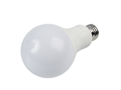 Philips Non-Dimmable 16.6W 2700K A21 LED Bulb, 90 CRI, Title 20 Compliant