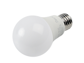 Maxlite Dimmable 6W 2700K A19 LED Bulb, Enclosed Rated