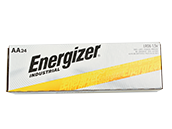 Energizer Industrial Alkaline AA Batteries, 48 Pack